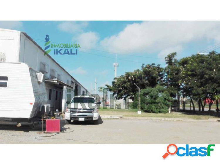 Bodega 600 m² en renta en zona industrial de altamira tamaulipas, zona industrial