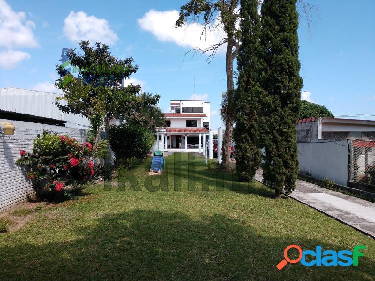 Renta Casa Amueblada 3 recamaras frente al río Tuxpan Veracruz, La Rivera 2