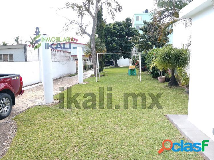 Renta Casa Amueblada 3 recamaras frente al río Tuxpan Veracruz, La Rivera 3