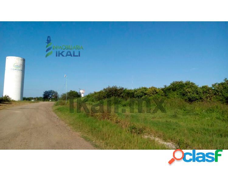 Renta terreno industrial 7 hectáreas altamira tamaulipas, venustiano carranza