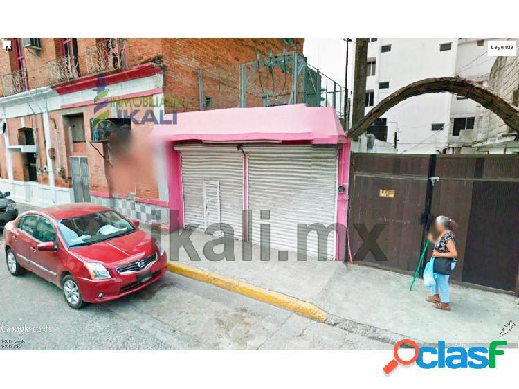 Rento local comercial 32 m² centro tuxpan veracruz, tuxpan de rodriguez cano centro