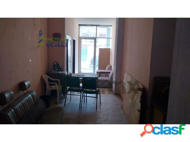 renta local comercial céntrico tuxpan veracruz 38 m², Tuxpan de Rodriguez Cano Centro 3