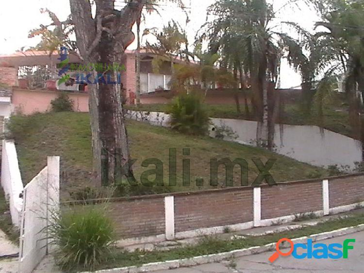 Venta casa vista espectacular 3 rec. col jardines tuxpan veracruz méxico, jardines de tuxpan
