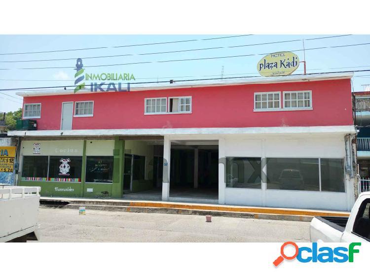Locales comerciales en renta centro tuxpan veracruz 40 m² frente a la calle clavijero, tuxpan de rodriguez cano centro