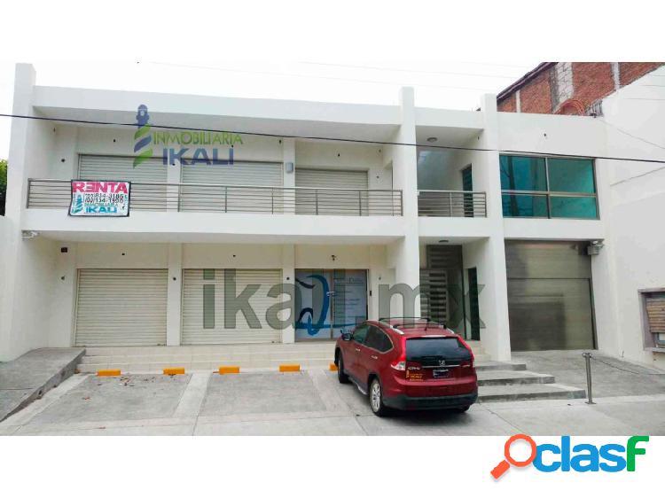 Renta oficina 57 m² centro tuxpan veracruz 1° piso, tuxpan de rodriguez cano centro