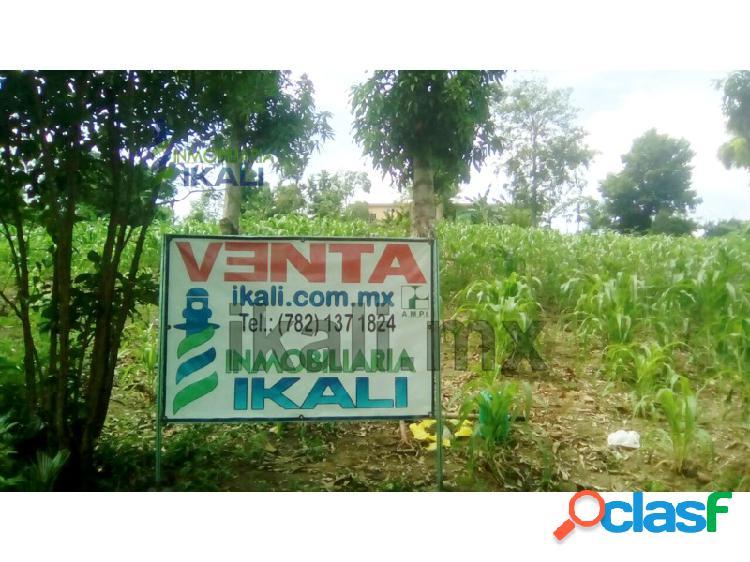 Terreno en venta 3250 m² col guadalupe victoria de poza rica veracruz, guadalupe victoria