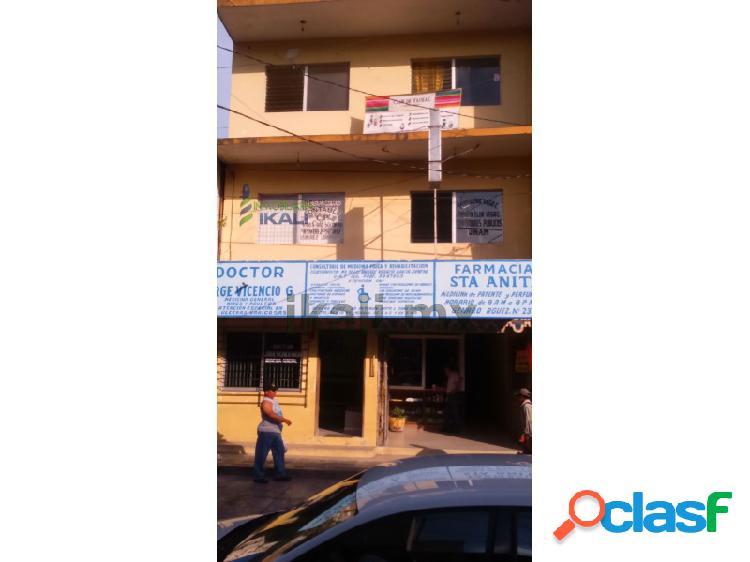Rento oficinas tuxpan veracruz centro calle genaro rdgz., tuxpan de rodriguez cano centro