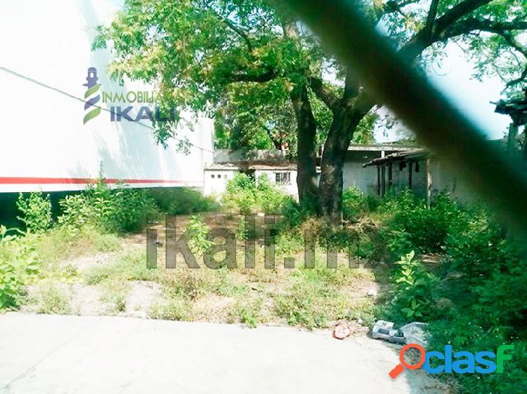 Terreno comercial en renta, tuxpan veracruz calle 15 de sep., tuxpan de rodriguez cano centro