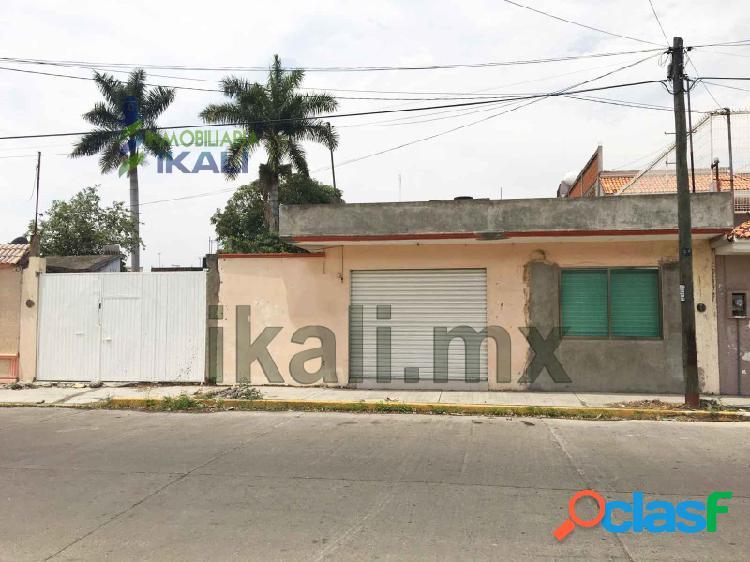 Terreno en venta col chapultepec poza rica veracruz 455 m², chapultepec