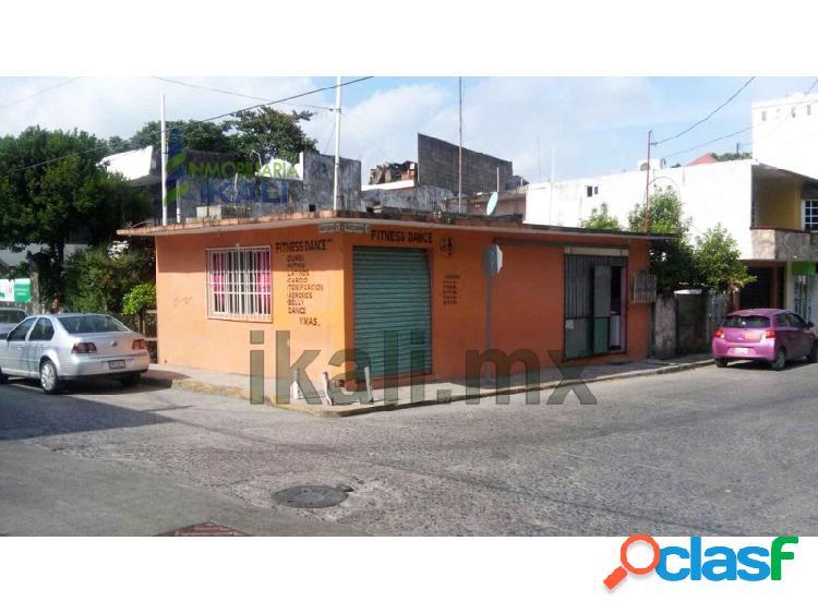 venta local comercial colonia Rosa Maria Tuxpan Veracruz 102 m², Rosa Maria