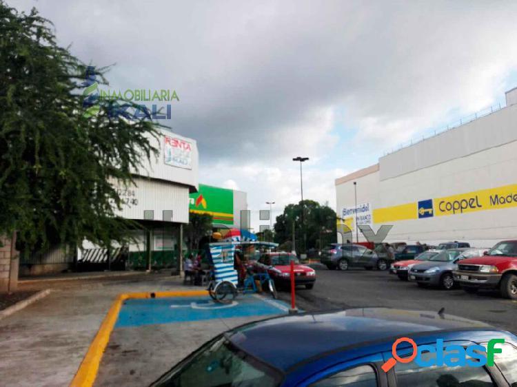 Renta local comercial 153 m² alamo temapache, francisco i madero
