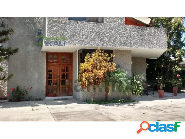 Venta casa 4 recamaras 1,512 m² terreno tuxpan veracruz, la calzada