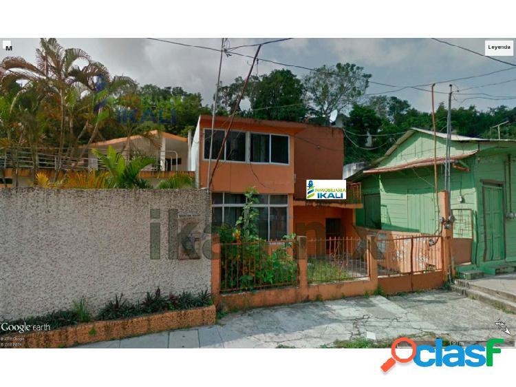 Venta casa centro tuxpan veracruz zona comercial 2 recamaras 2 pisos, tuxpan de rodriguez cano centro