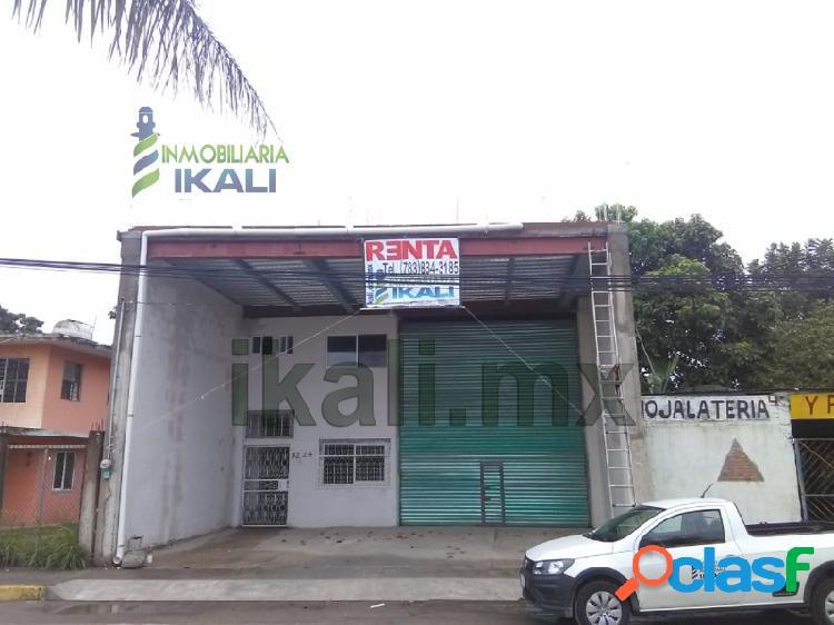 Renta Bodega Colonia La calzada Tuxpan Veracruz, La Calzada 1