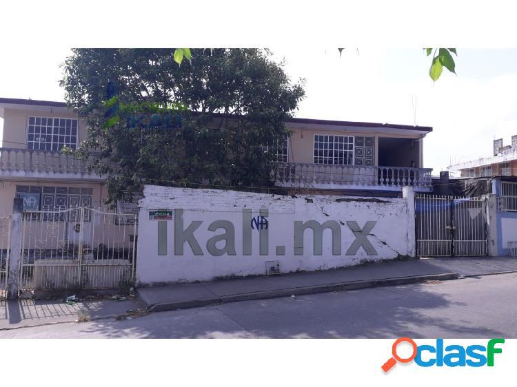 Renta departamento 3 recamaras col. chapultepec poza rica veracruz, chapultepec