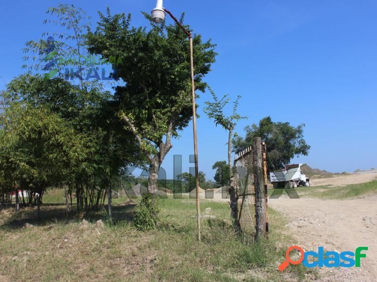 Ventas terrenos 2 hactáreas esquina tuxpan veracruz, villa rosita
