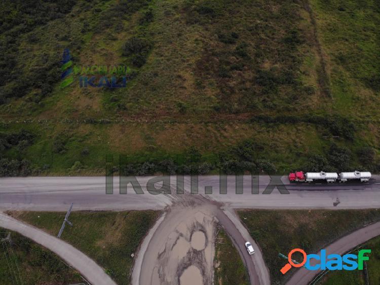 Renta Terreno 15.2 hectáreas zona Industrial Tuxpan Veracruz, La Victoria 1