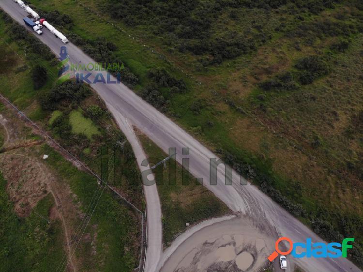 Renta Terreno 15.2 hectáreas zona Industrial Tuxpan Veracruz, La Victoria 2