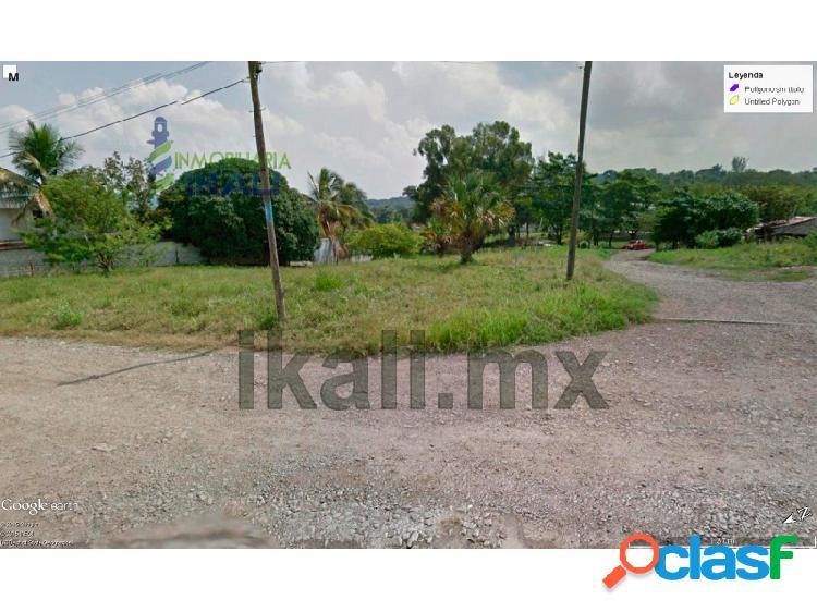 Terreno grande en venta de 662 m² en la ciudad de cerro azul, petrolera