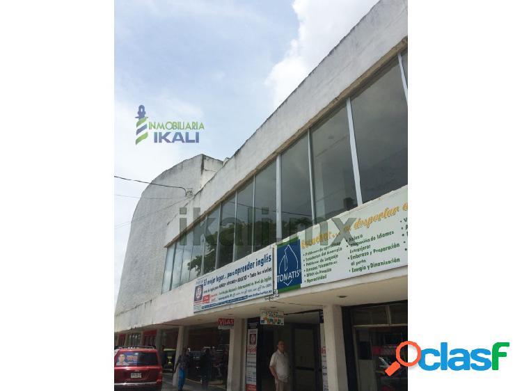 Renta local comercial grande 4 salas de cine centro tuxpan veracruz, tuxpan de rodriguez cano centro