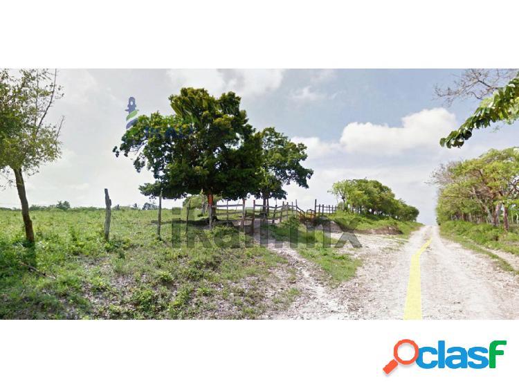 Venta rancho 23.4 hectáreas en san marcos tamiahua veracruz, san marcos