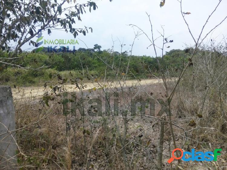 Venta terreno 13,521 m² lomas de fovissste tuxpan veracruz, lomas de fovissste