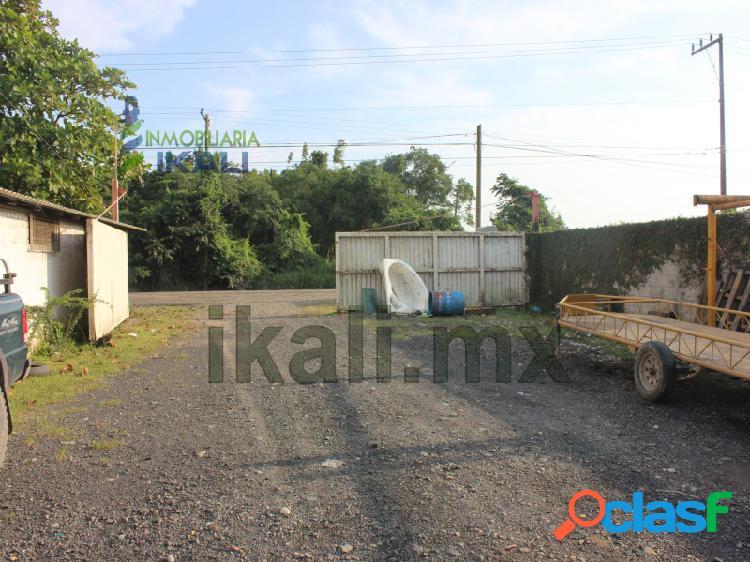Renta nave industrial esquina 1500 m² Tuxpan Veracruz, La Victoria 2