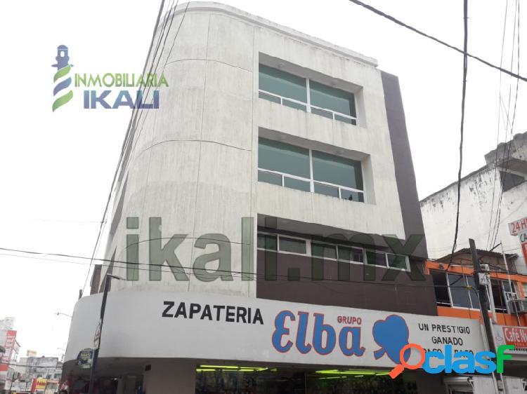 Renta Oficina 110 m2 Colonia Centro Poza Rica Veracruz, Poza Rica Centro 1
