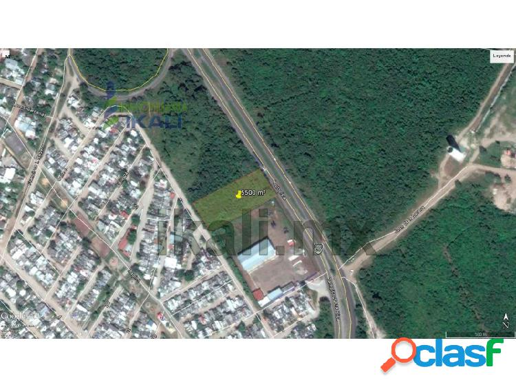 Renta terreno industrial 5500 m² altamira tamaulipas, venustiano carranza