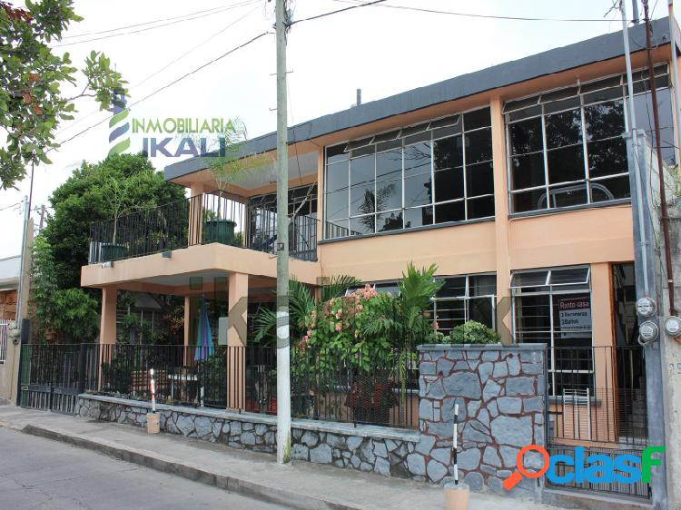 Casas venta en tuxpan veracruz, 2 casas una en cada piso, tuxpan de rodriguez cano centro
