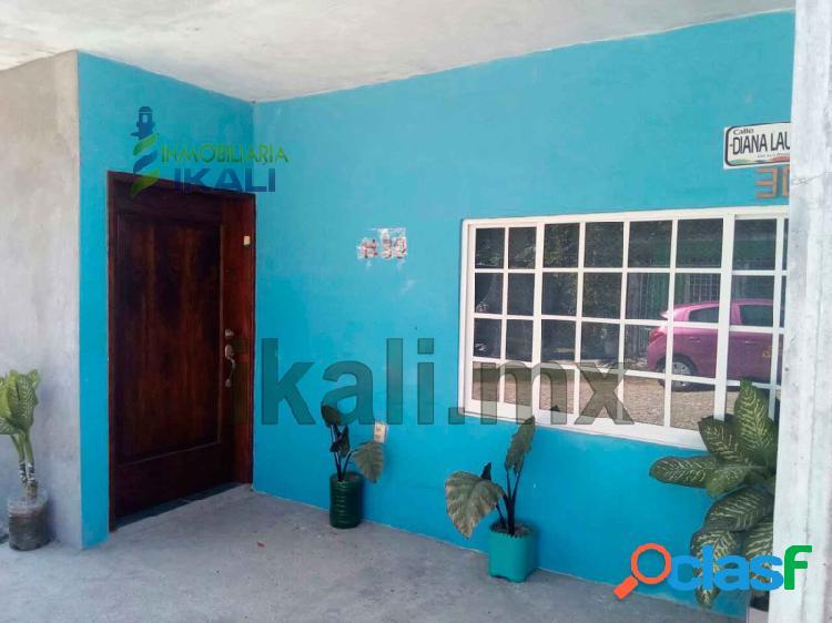 Casa en venta col. las joyas de tuxpan veracruz 5 recámaras, las joyas