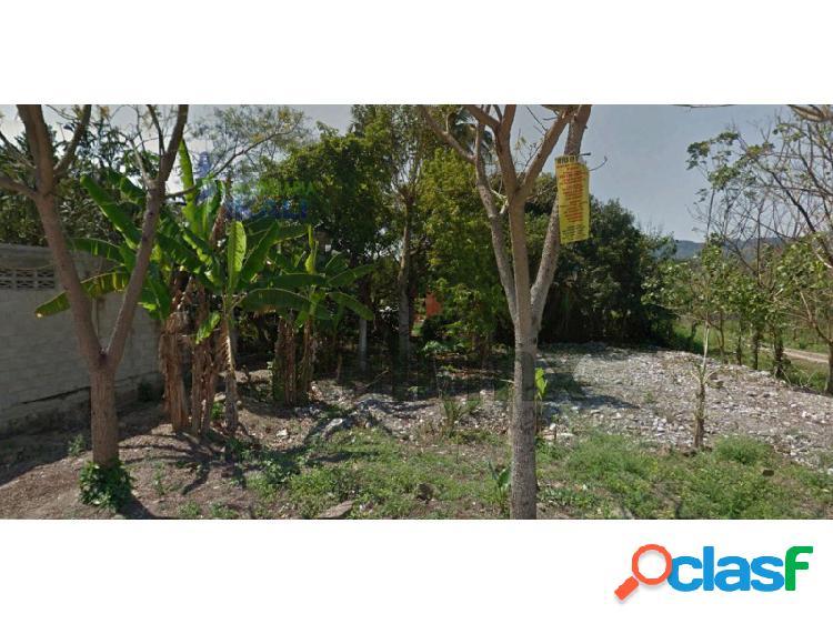 Se vende terreno 400 m² los manantiales villa avila camacho puebla, avila camacho