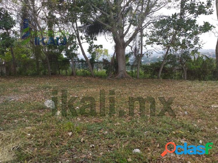 Venta Terrenos colonia Anahuac Poza Rica Veracruz, Anáhuac