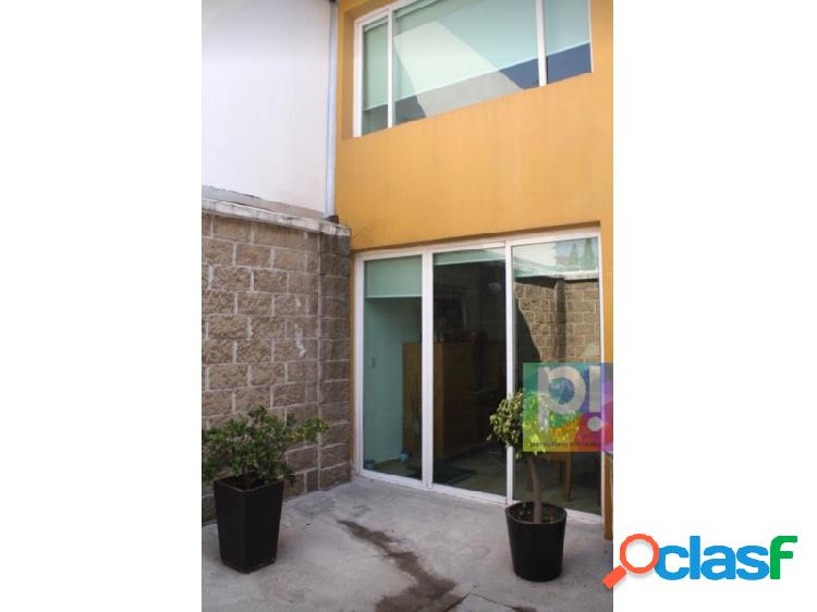 Renta casa en condominio en san nicolás totolapan cas_741 pi, san nicolás totolapan
