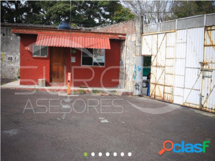 Renta/venta de terreno muy cercano en col. centro, centro