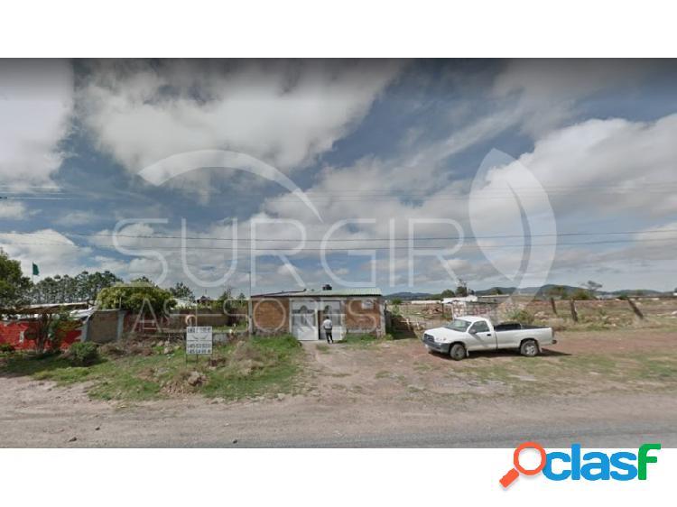 Terreno amplio con casa sobre carretera en san miguel deheti, san miguel deheti