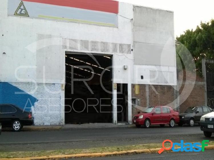 Renta de local o bodega en colonia nueva valladolid, morelia, nueva valladolid