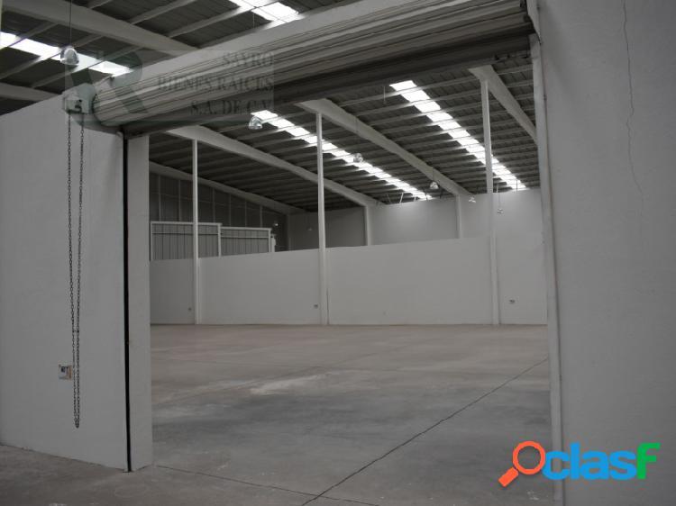 Parque industrial la noria. bodegas industriales en renta, parque industrial bernardo quintana
