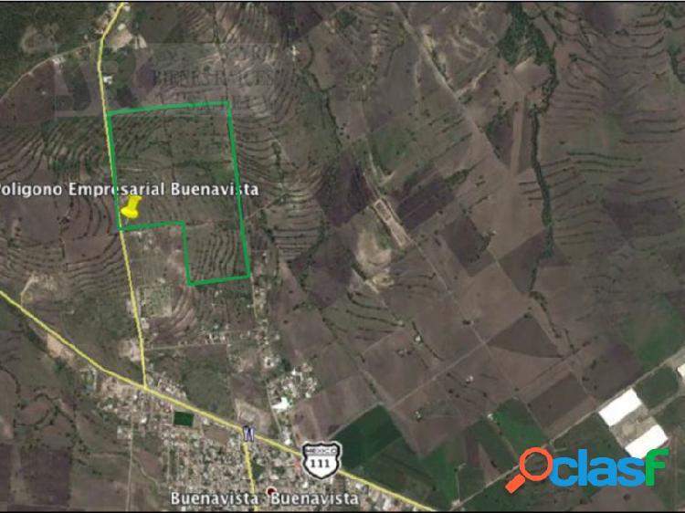 Terreno uso suelo industrial en querétaro, dentro de parque industrial, buenavista