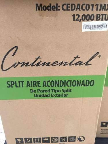 Aire acondicionado calidad industrial 12,000btu