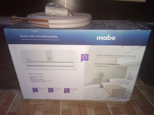Aire acondicionado frio/caliente (minisplit) mabe