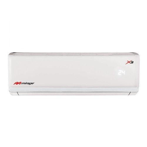 Aire acondicionado mini split mirage x3 solo frio 220v 1 ton
