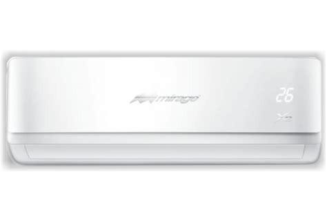 Aire acondicionado minisplit mirage 1tr a 220v solo frio