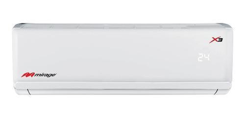 Aire acondicionado minisplit mirage 2 ton x3 24000 btus frio