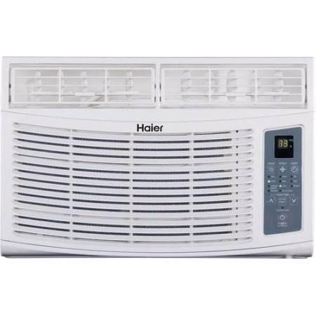Aire acondicionado ventana haier 1/2 ton hwe06xcn blaco