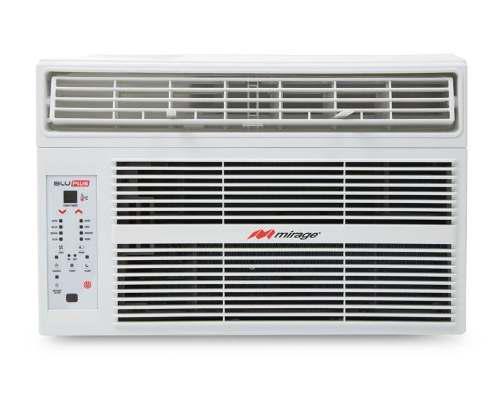 Aire acondicionado ventana mirage macc0511l de 1/2 tonelada