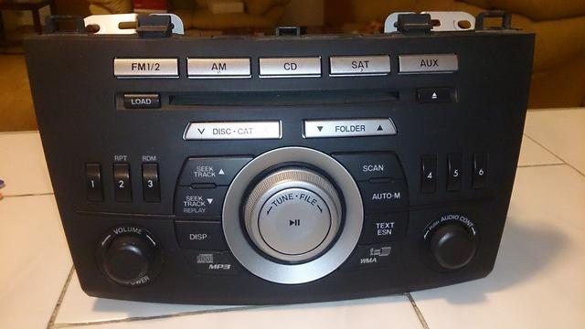 Auto estéreo original de mazda 3 en venta en cuauhtémoc