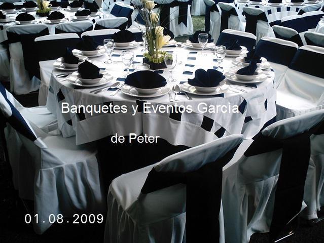 Banquetes para xv años