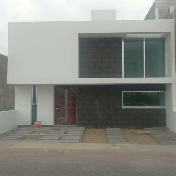 Casa nueva dos niveles, terranova, pachuca /