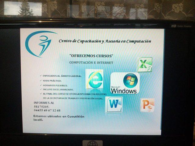 Centro de capacitación y asesoría en computación